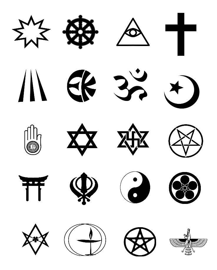 Waar komen de godsdiensten vandaan?
