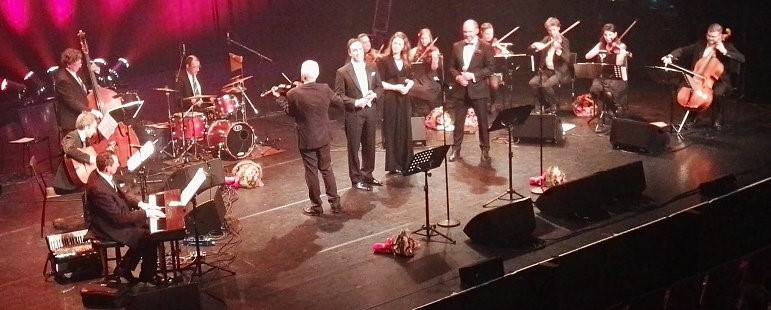 'Musiquette' speelt 'A la Rieu'