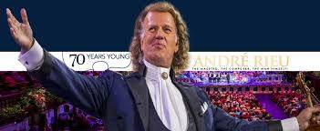 Euroscoop - André Rieu '70 Years Young!'