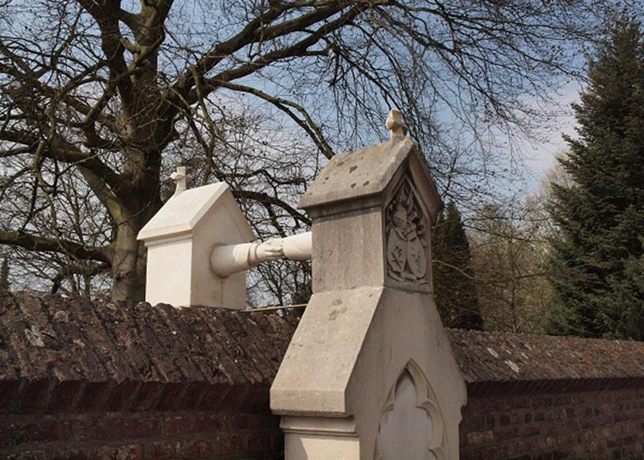 Oude Kerkhof - d'n Aje Kirkhoaf