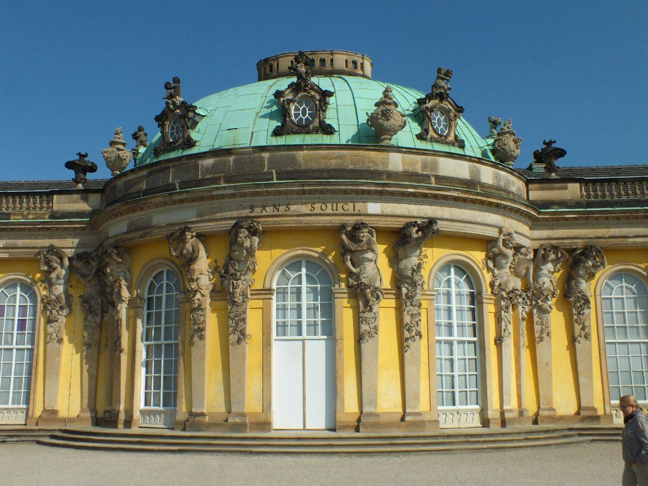 Afdelingsreis naar Berlijn-Potsdam-Dresden