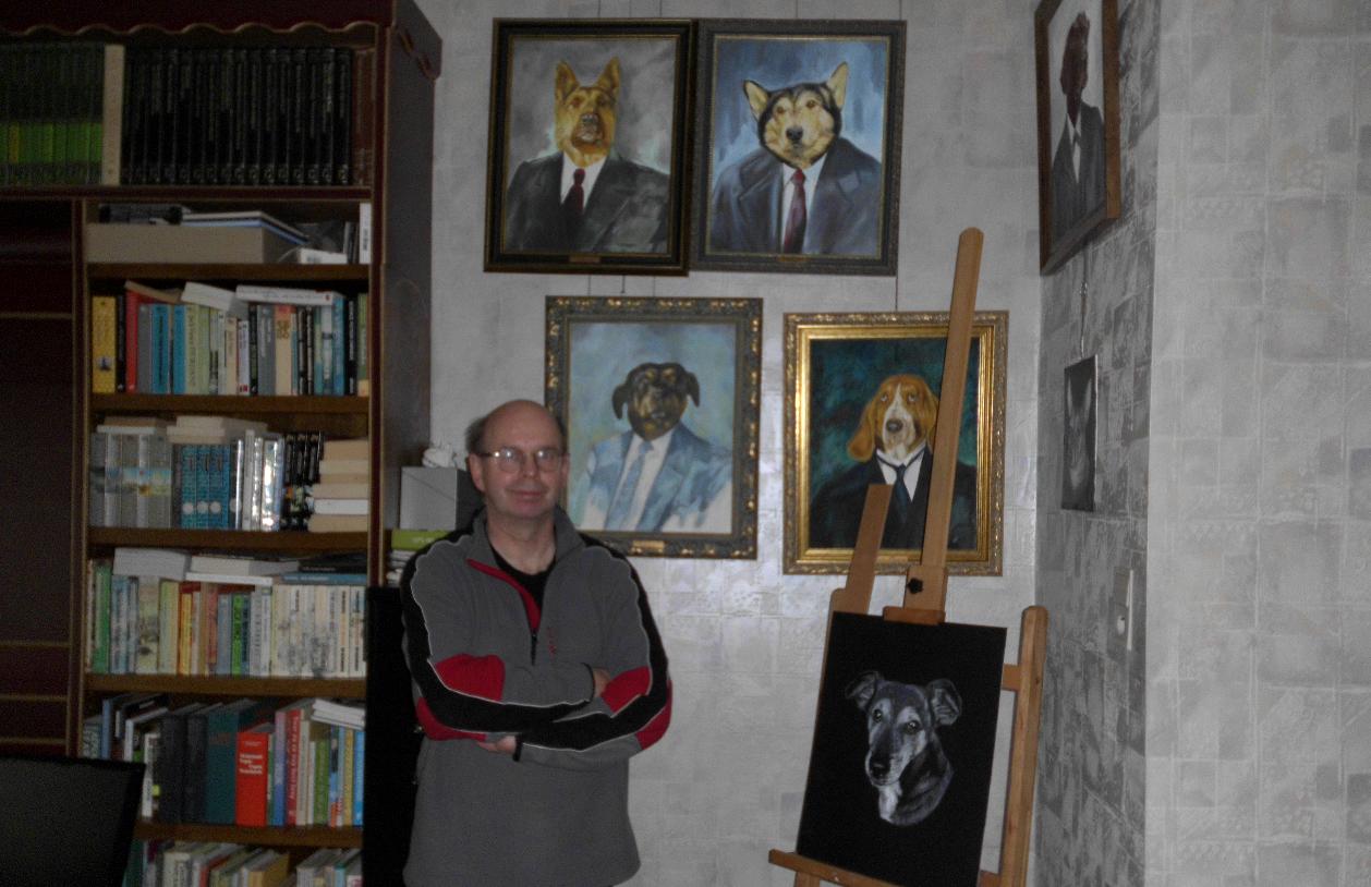 vtbKultuur tentoonstelling Ronny Bijnens