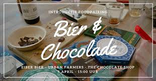 WHERE  BEER  MEETS  CHOCOLATE...
