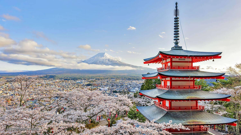 Multimedia reportage over JAPAN