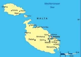 Malta, raadselachtige parel in de diepblauwe Mediterranee