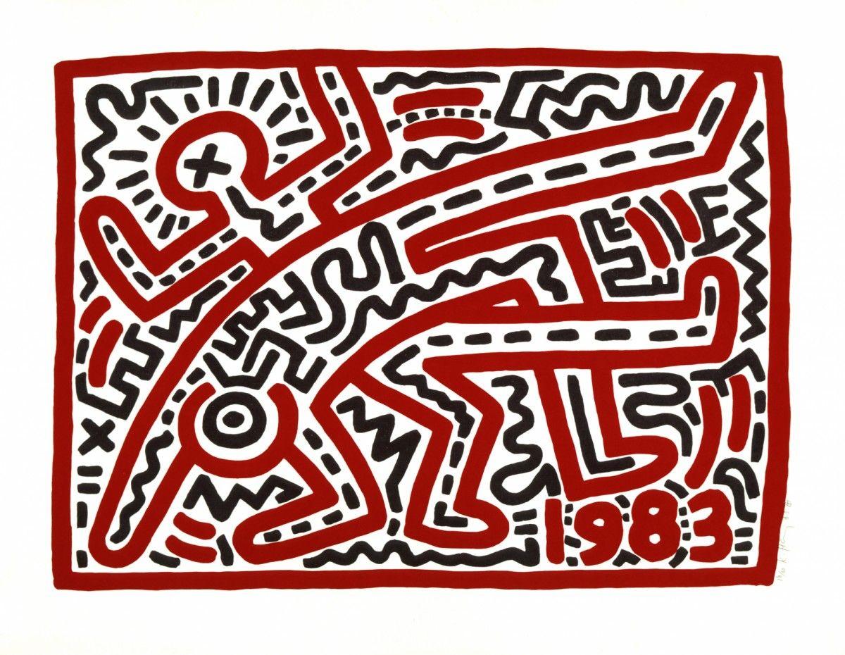 Retrospectieve Keith Haring BOZAR