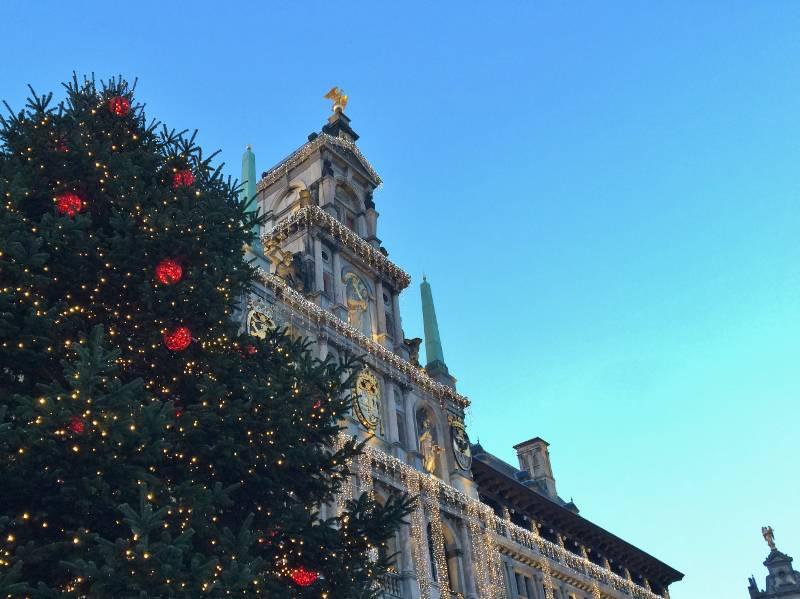 Kerstverhalen: historisch centrum