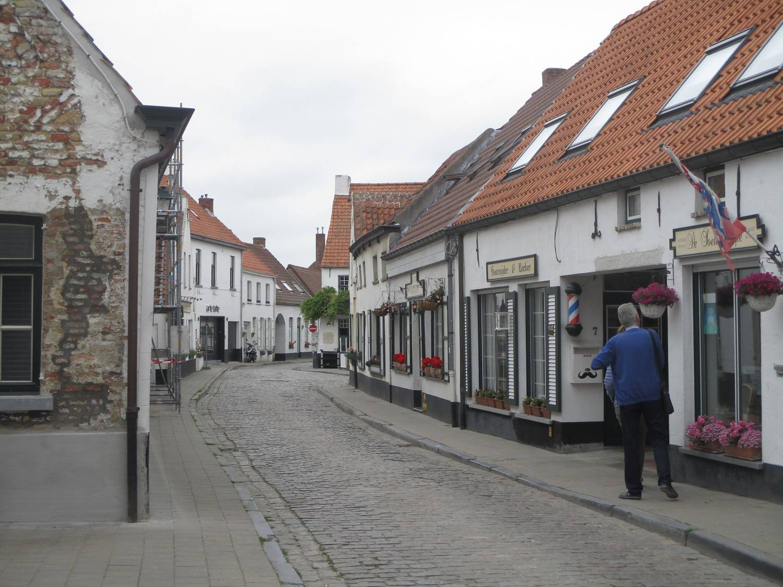 Oost Blankenberge en Lissewege