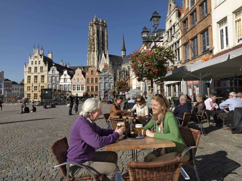 Busuitstap Knipoogdag Mechelen