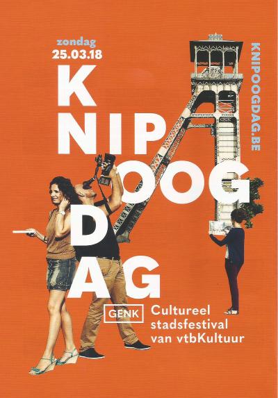 KnipOogDag vtbKultuur in Genk