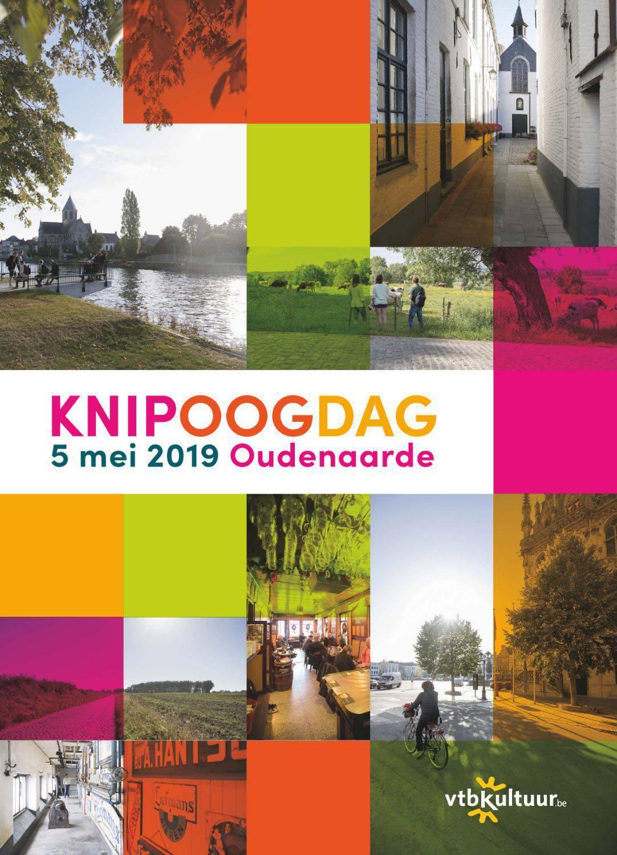 Knipoogdag 2019 in en rond Oudenaarde.