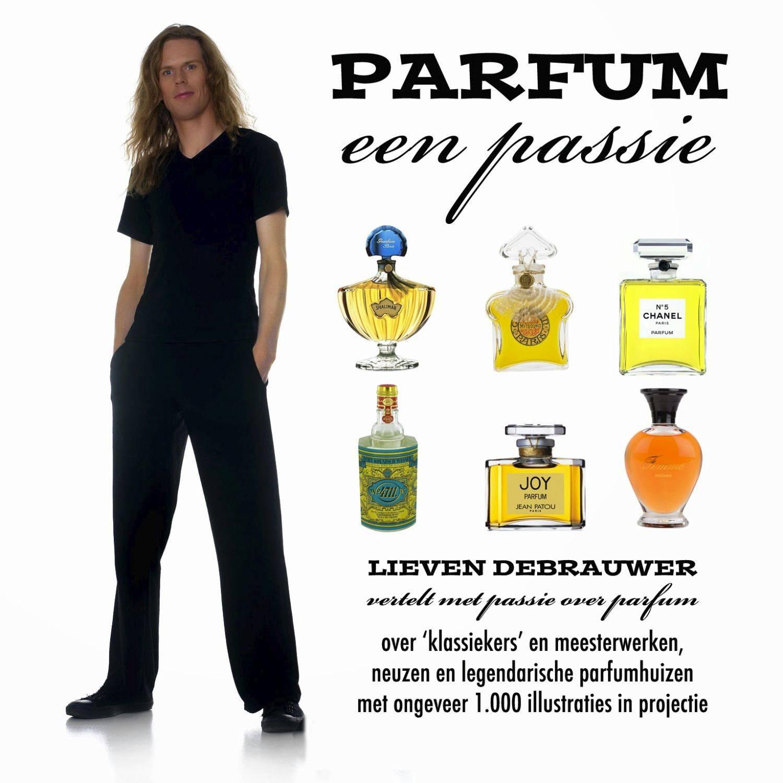 Parfum, een passie