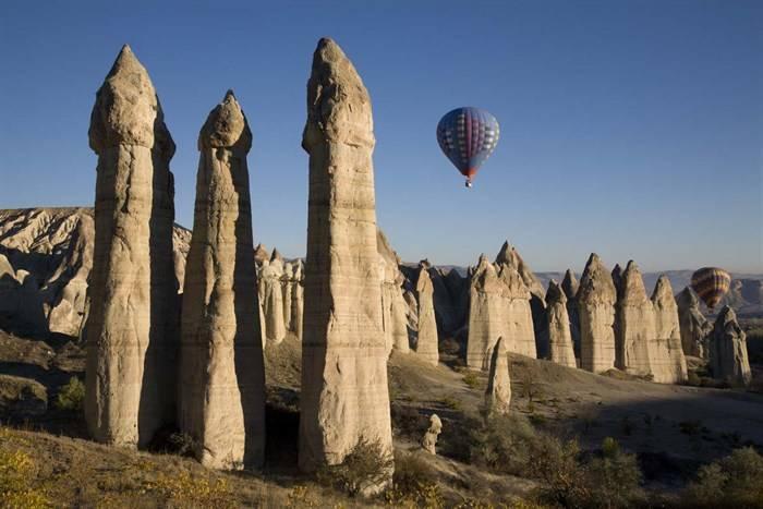REISREPORTAGE  TURKIJE