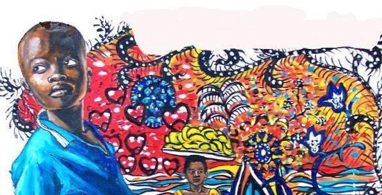 Verken met een gids de Matongé wijk en geniet van een Afrikaans buffet