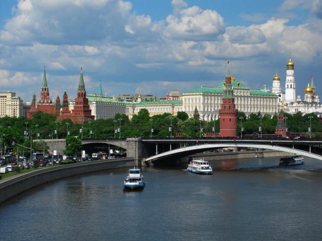 Reisleiding Frans Heyvaert - VTB Groepsreis naar Moskou en St-Petersburg