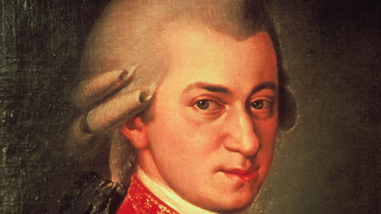 Meesterwerken van Mozart