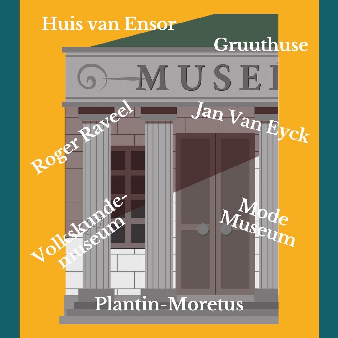 Voor-aankondiging MUSEA - KLANKEN 2021