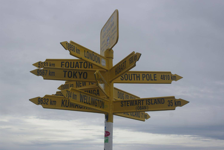 Reisverhalen: Nieuw-Zeeland