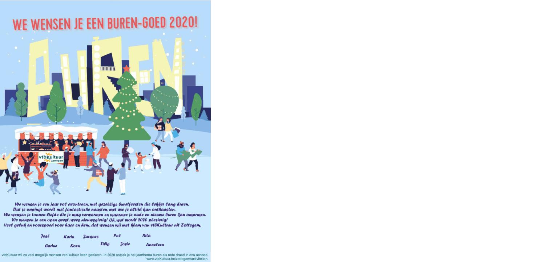 Nieuwjaarswensen 2020