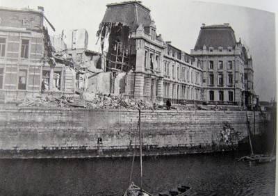 Wandeling Oostende in de oorlog