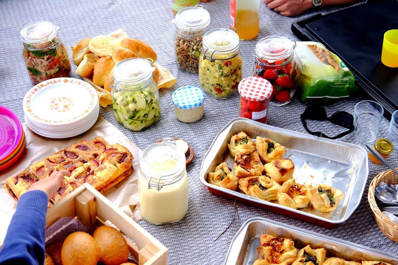 Picknick mee op instagram en win!