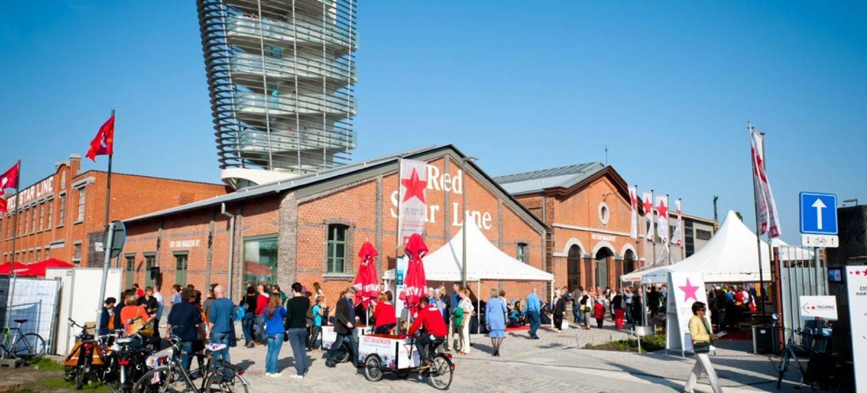Daguitstap Red Star Line Museum en Eugeen Van Mieghem Museum