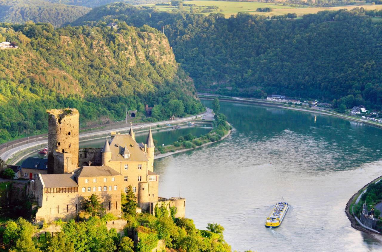 Weekenduitstap naar de Romantische Rijn  SNEL INSCHRIJVEN!