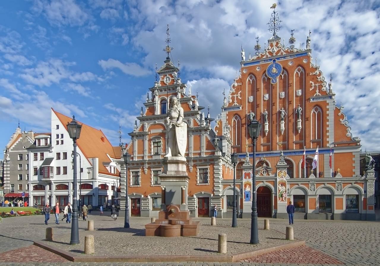 Reisreportage Baltische staten