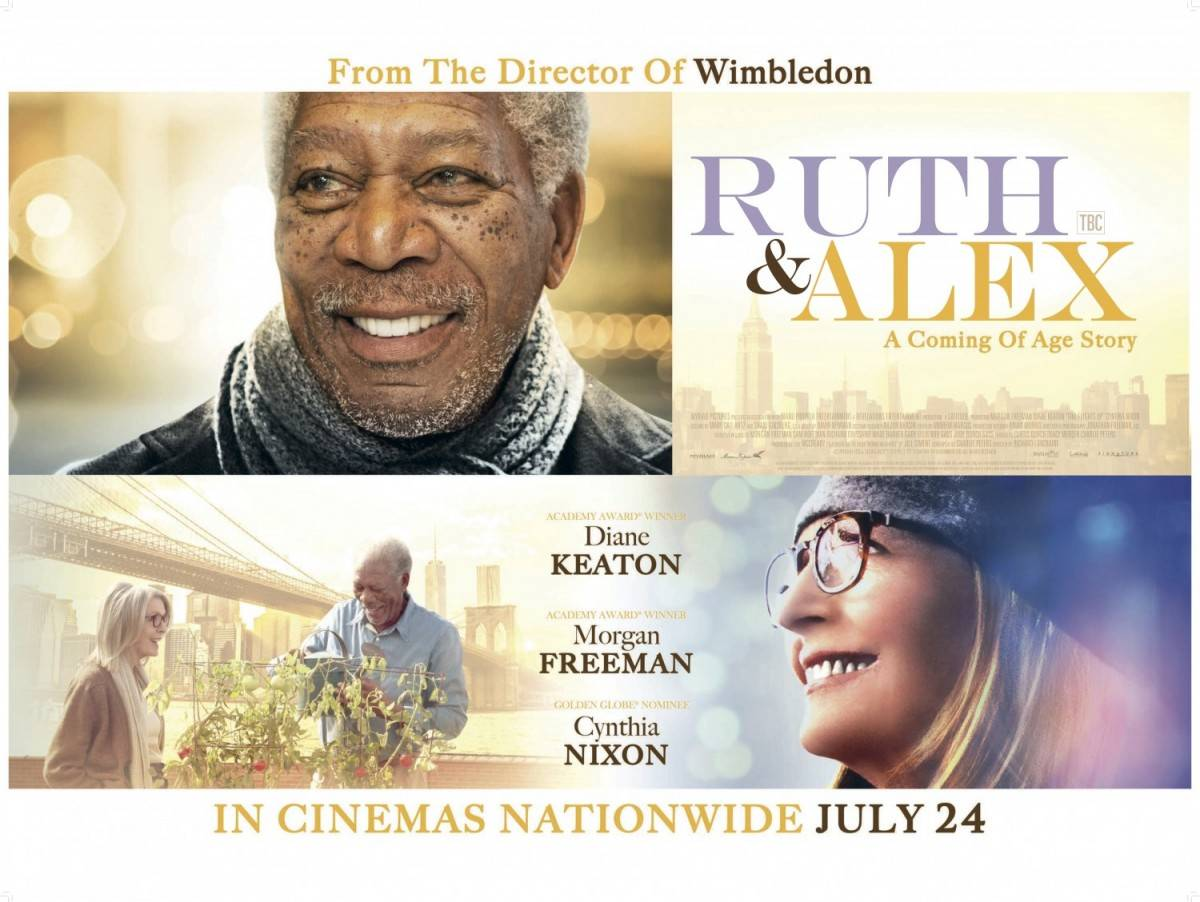 Seniorencinema - Ruth and Alex