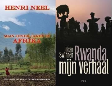 Mijn jonge jaren in AFRIKA - Rwanda, mijn verhaal
