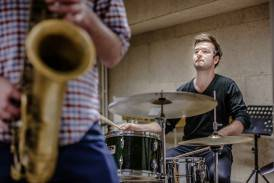 Jazz combo's, concert
