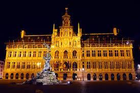 Daguitstap naar Antwerpen