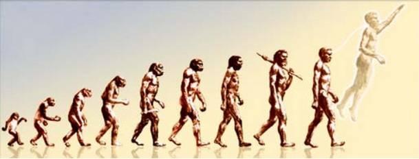 De Stappen van de Mens, een geschiedenis van 7 miljoen jaar