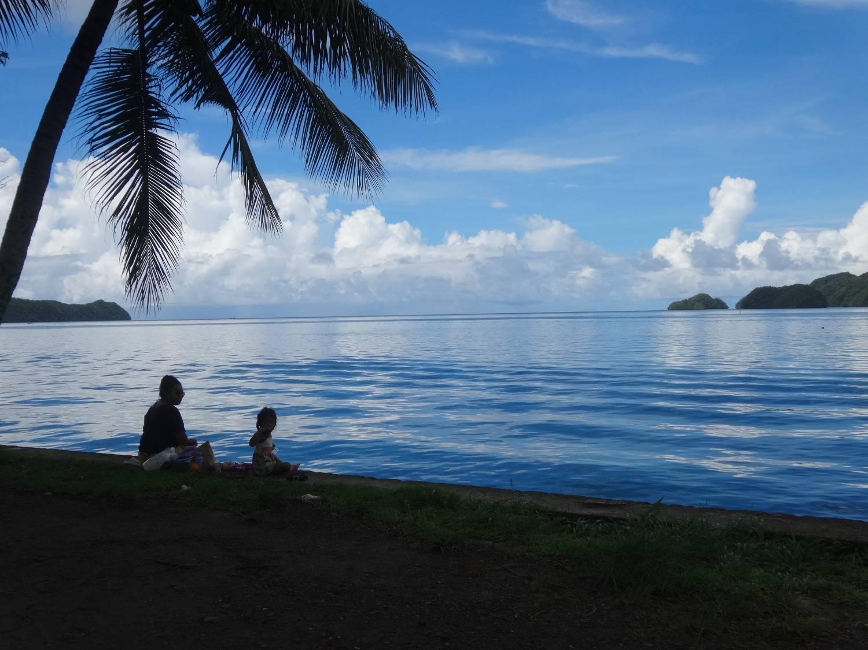 Multimediareportage De Stille Oceaan