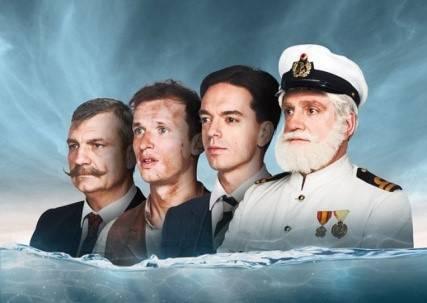 Musical 'Titanic' op het Donkmeer