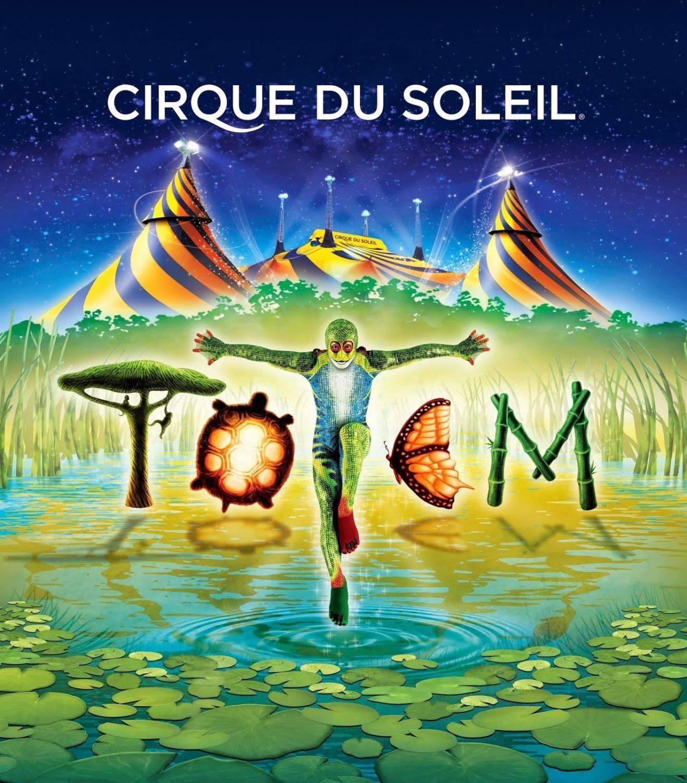 Cirque du Soleil met TOTEM™