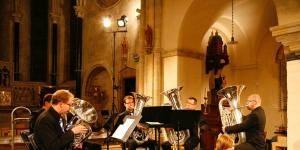Drie ensembles van de Academie van Maaseik.