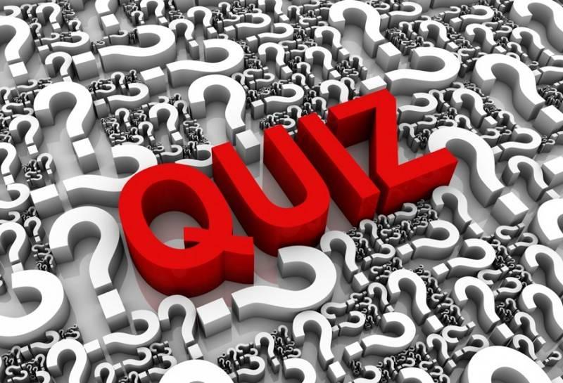 Algemene Quiz