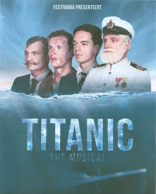 Is afgesloten - Zorg dat u de Titanic niet mist....