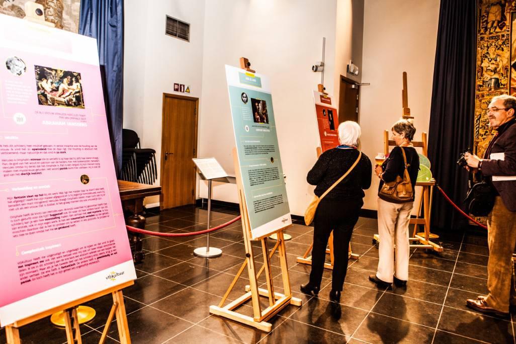 'Vlaamse Meesters – vakmanschap inspireert!' - expo reist door Vlaanderen