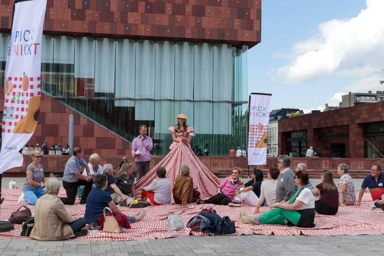 Een zalige zomer met vtbKultuur picknickt
