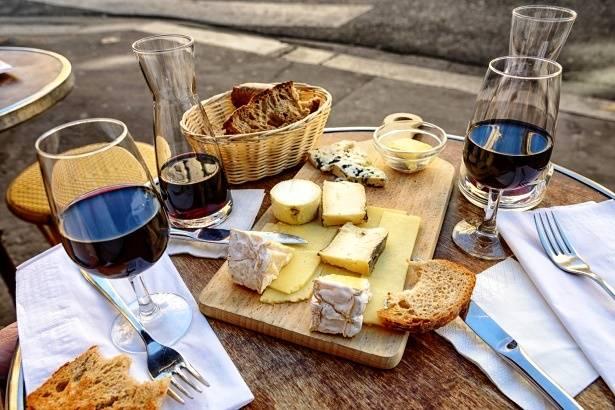 Wijnavond 'Kaas & wijn'
