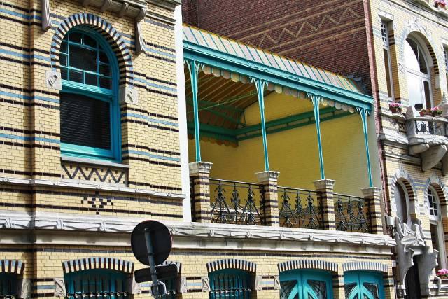 SurplAce:  Sjiek wonen rond het museum