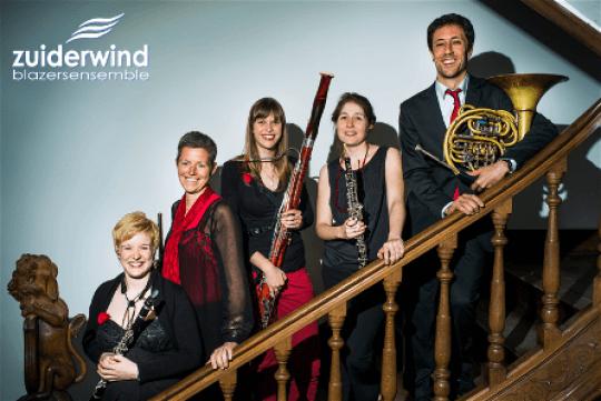 Klassiek: Nieuwjaarsconcert CCL - Ensemble Zuiderwind