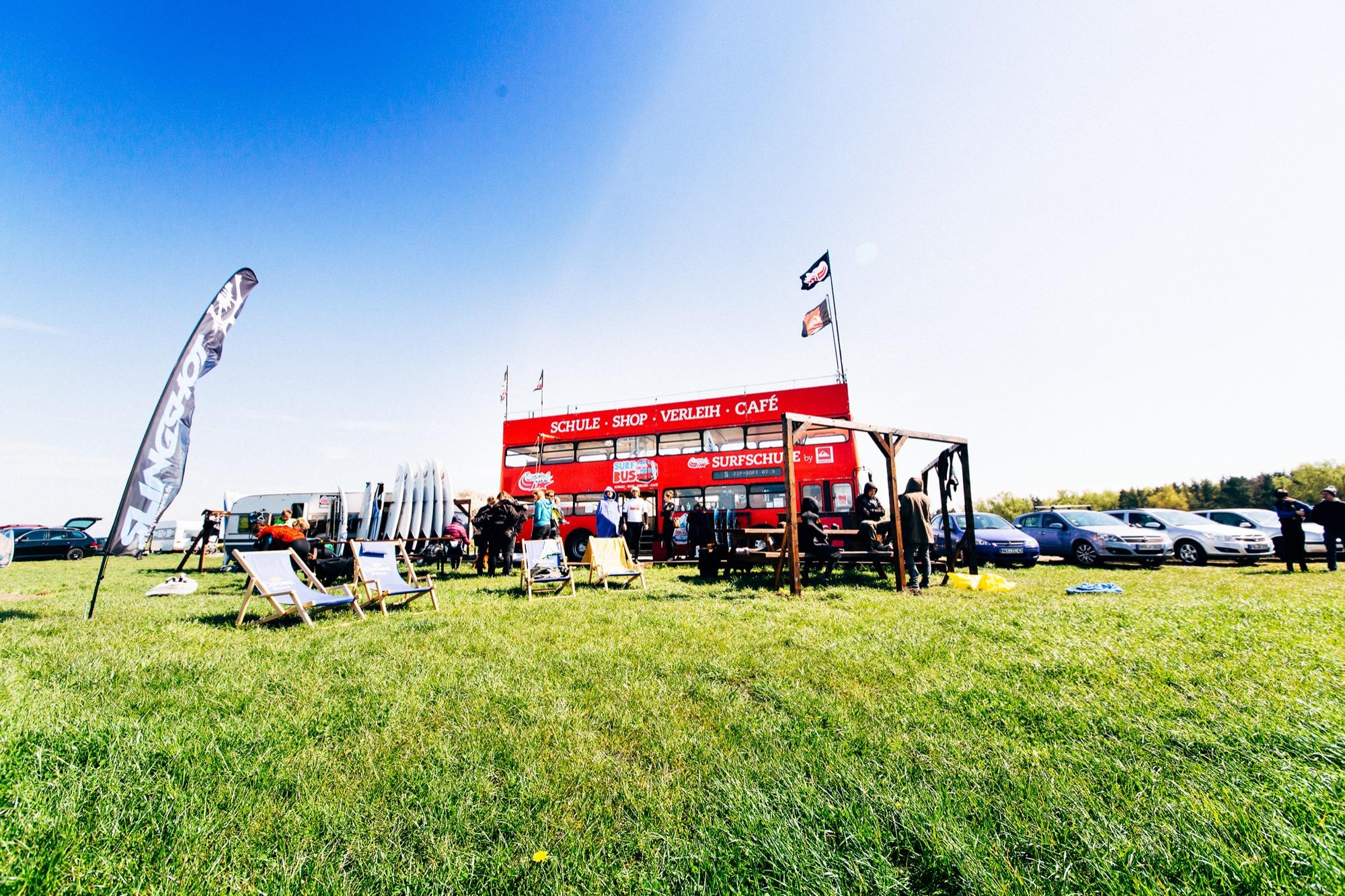 Kitesurf und Windsurfschule Ostsee