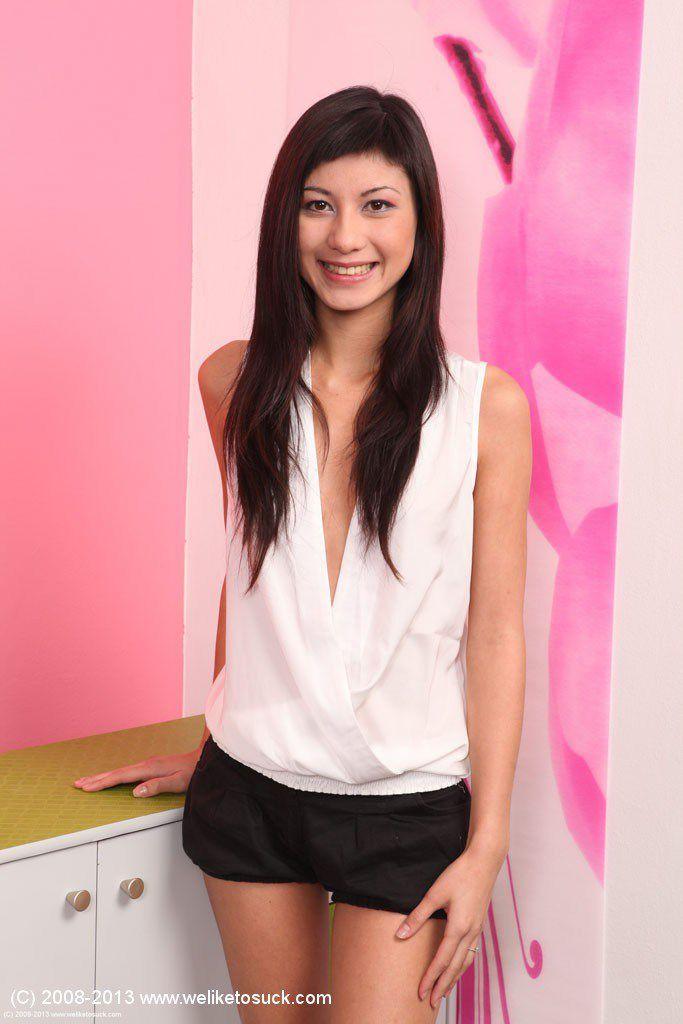 Yvette Yukiko — Porn star from Czech Republic. Photos