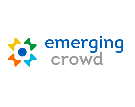 Emerging crowd