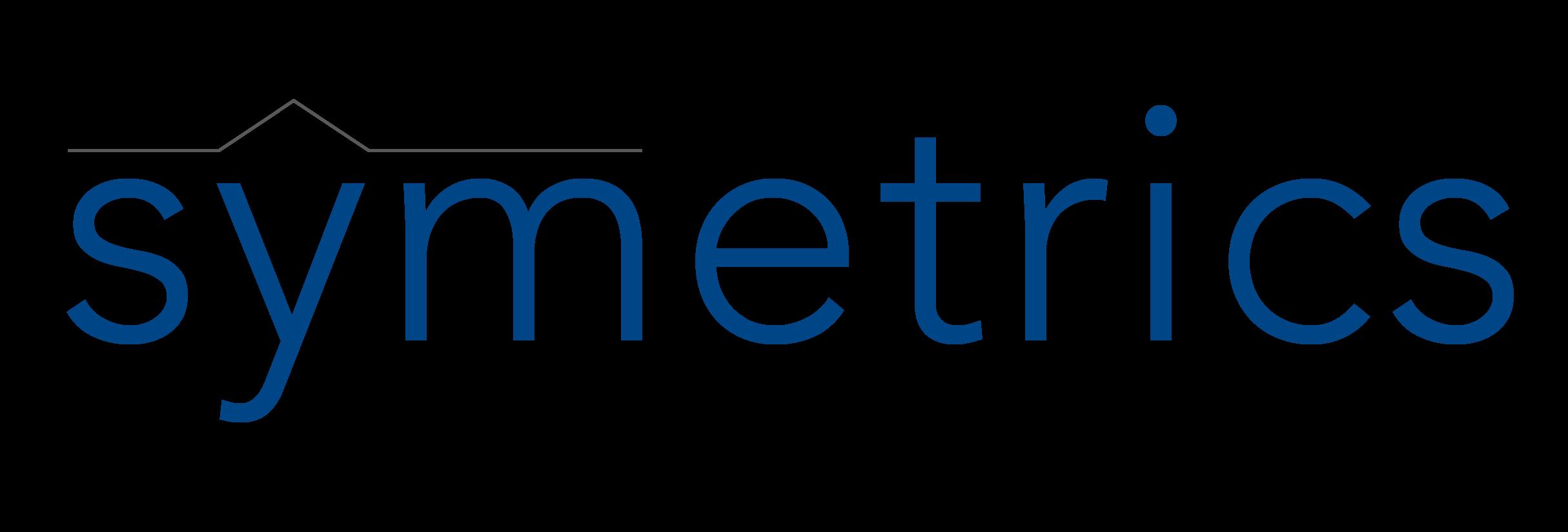 Logo symetrics