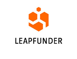 Image result for LeapFunders logo