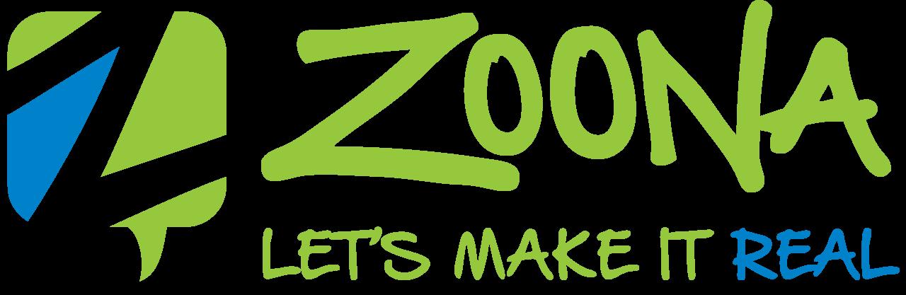 Zoona logo horizontal